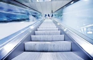 Escalator photo | Escalator and Elevator Accident Attorneys - New York